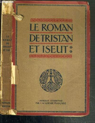 LE ROMAN DE TRISTAN ET ISEUT - 96ème EDITION.