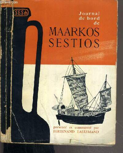 JOURNAL DE BORD DE MAARKOS SESTIOS