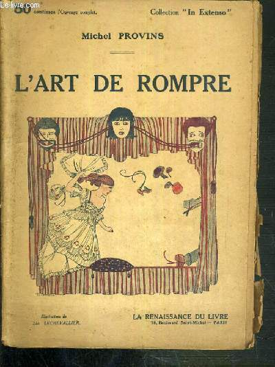 L'ART DE ROMPRE / COLLECTION IN EXTENSO
