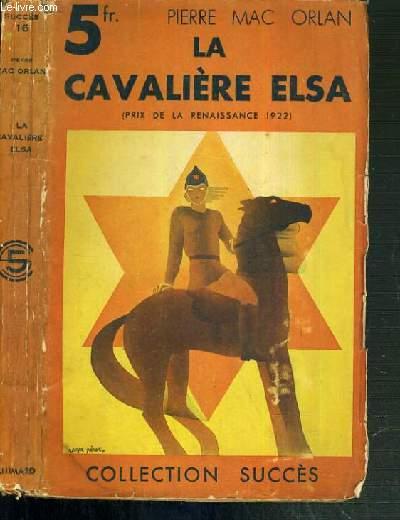LA CAVALIERE ELSA  / COLLECTION SUCCES