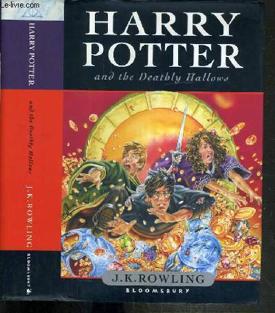 HARRY POTTER AND THE DEATHLY HALLOWS - TEXTE EXCLUSIVEMENT EN ANGLAIS