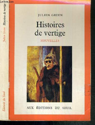 HISTOIRES DE VERTIGE