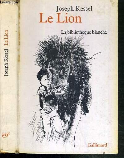 LE LION  / LA BILIOTHEQUE BLANCHE