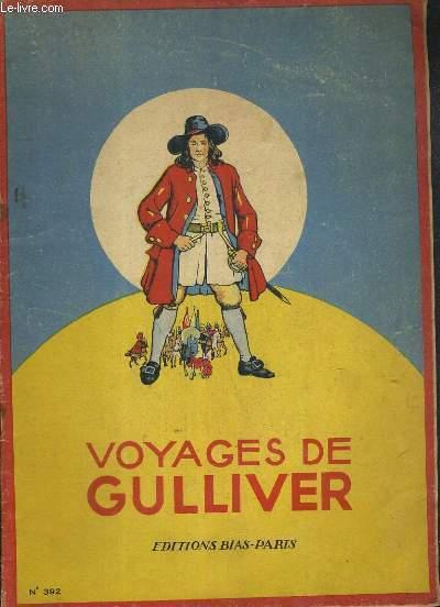VOYAGE DE GULLIVER - N° 392