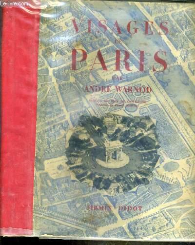 VISAGES DE PARIS