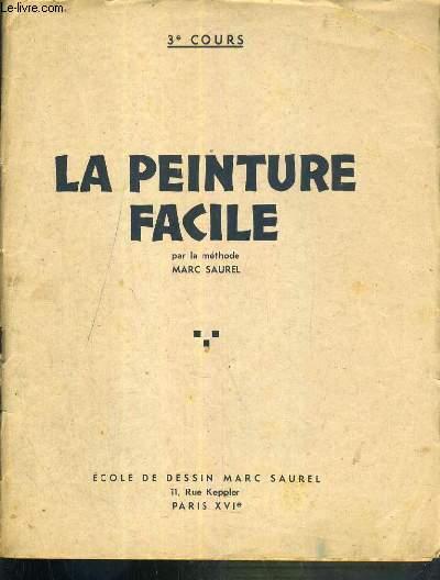 Le Dessin Facile 3e Cours La Gouache