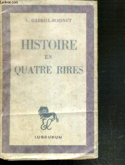 HISTOIRE EN QUATRE RIRES