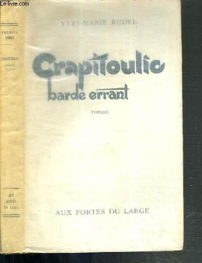 CRAPITOULIC - BARDE ERRANT