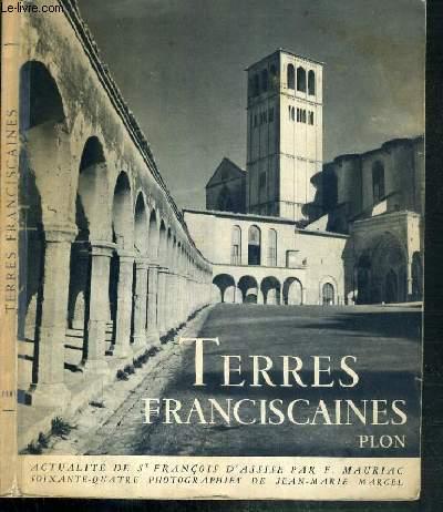 TERRES FRANCISCAINES - ACTUALITE DE ST-FRANCOIS D'ASSISE