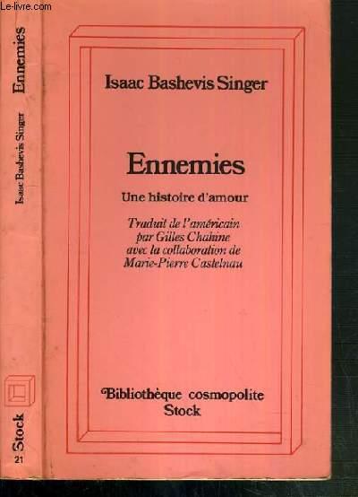 ENNEMIES - UNE HISTOIRE D'AMOUR