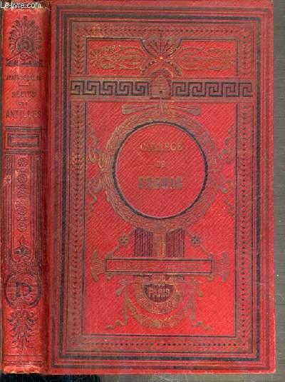 RECITS DES ANTILLES  - LE BOIS DE LA SOUFFRIERE - 11ème EDITION