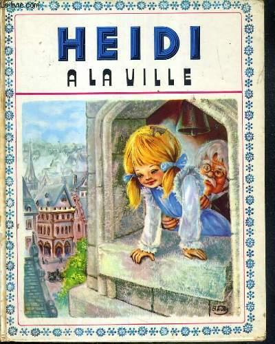 HEIDI A LA VILLE / COLLECTION PRIMEVERE