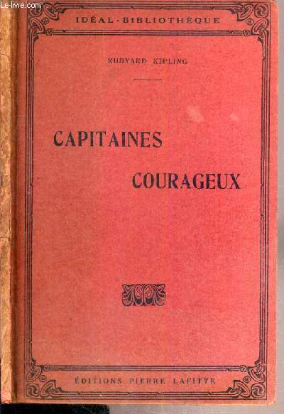 CAPITAINES COURAGEUX / IDEAL-BIBLIOTHEQUE.