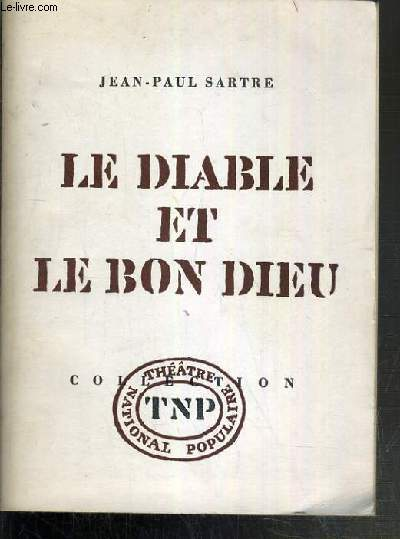 LE DIABLE ET LE BON DIEU  / COLLECTION TNP
