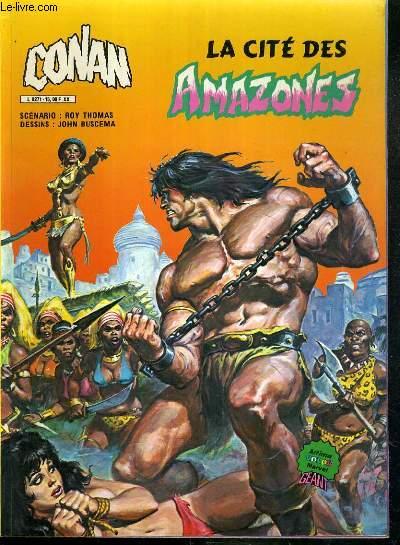 CONAN - LA CITE DES AMAZONES