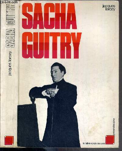 SACHA GUITRY / COLLECTION LES VIES PERPENDICULAIRES