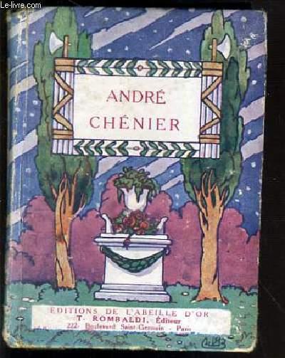 ANDRE CHENIER / COLLECTION LES ROSES DE FRANCE