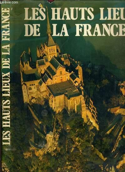 LES HAUTS LIEUX DE FRANCE