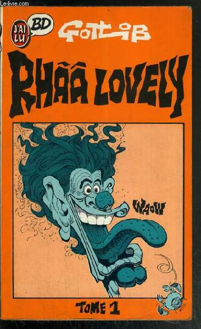 RHAA LOVELY - TOME 1