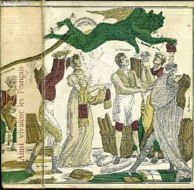 AINSI VIVAIENT LES FRANCAIS - DES CROISADES A LA TROISIEME REPUBLIQUE D'APRES LES ARCHIVES D'UNE TRES ANCIENNE FAMILLE - EXEMPLAIRE H.C.
