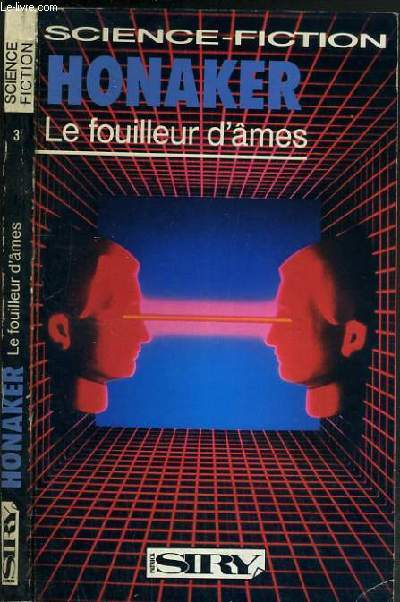 LE FOUILLEUR D'AMES / COLLECTION SCIENCE-FICTION N°3