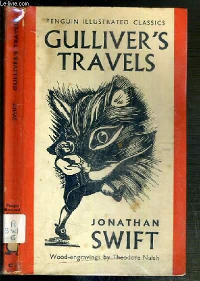 GULLIVER'S TRAVELS - PENGUIN ILLUSTRATED CLASSICS. / TEXTE EXCLUSIVEMENT EN ANGLAIS