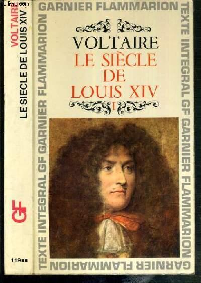 LE SIECLE DE LOUIS XIV N°1.
