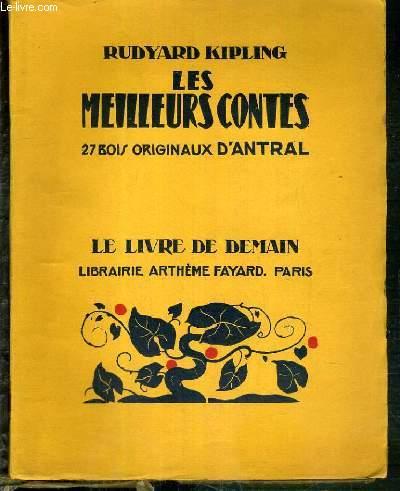 LES MEILLEURS CONTES - LE LIVRE DE DEMAIN N° 198.