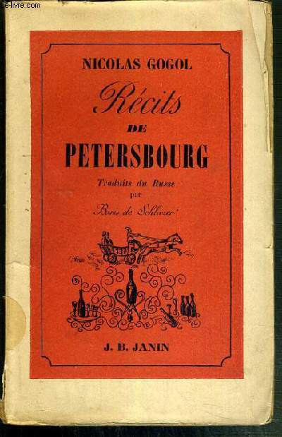 RECITS DE PETERSBOURG