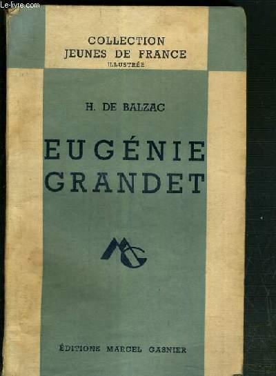 EUGENIE GRANDET / COLLECTION JEUNES DE FRANCE