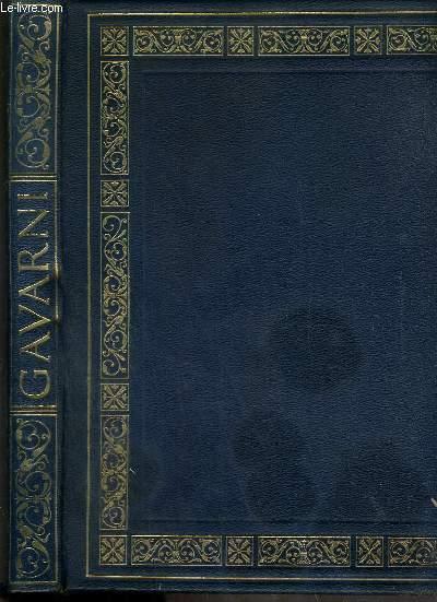 MASQUES ET VISAGES  EXEMPLAIRE N°15 / 999 REPRODUIT INTEGRALEMENT L'EDITION ORIGINALE PARUE AU SIECLE DERNIER.