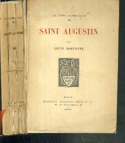 SAINT AUGUSTIN - LE LIVRE CATHOLIQUE N°5.