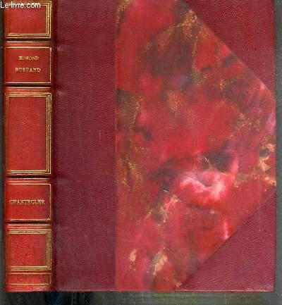 CHANTECLER - EXEMPLAIRE N°1556 / 2575 SUR VELIN A LA FORME BERNARD-DUMAS.