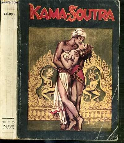 KAMA-SOUTRA - TRADUIT D'APRES E. LAMAIRESSE