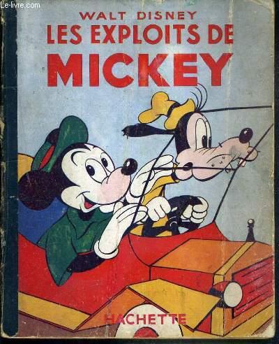 LES EXPLOITS DE MICKEY