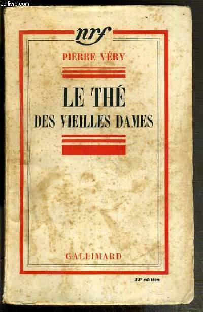 LE THE DES VIEILLES DAMES