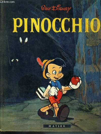 PINOCCHIO / COLLECTION LUXEMBOURG