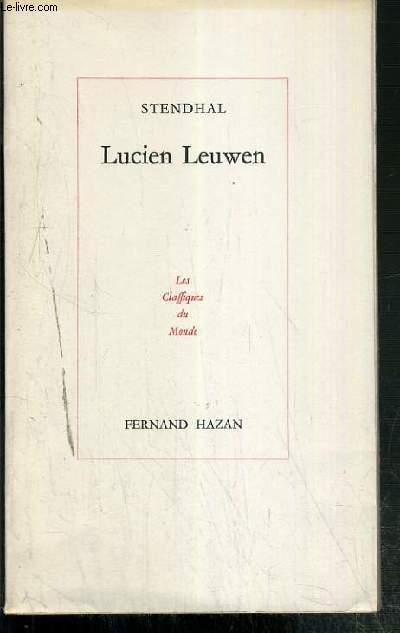 LUCIEN LAUWEN - LES CLASSIQUES DU MONDE