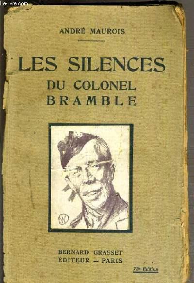 LES SILENCES DU COLONEL BRAMBLE