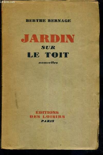 JARDIN SUR LE TOIT - NOUVELLES