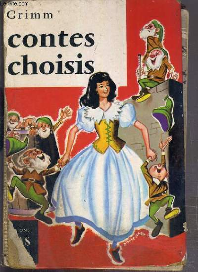 CONTES CHOISIS / COLLECTION ANEMONES.
