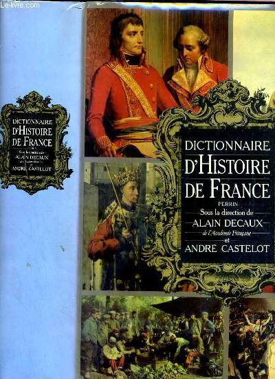 DICTIONNAIRE D'HISTOIRE DE FRANCE PERRIN