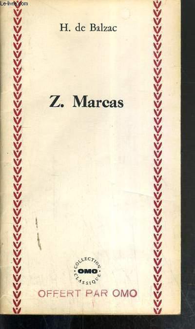 Z. MARCAS / COLLECTION CLASSIQUE OMO.