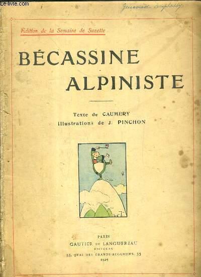 BECASSINE ALPINISTE