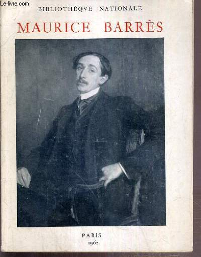 MAURICE BARRES
