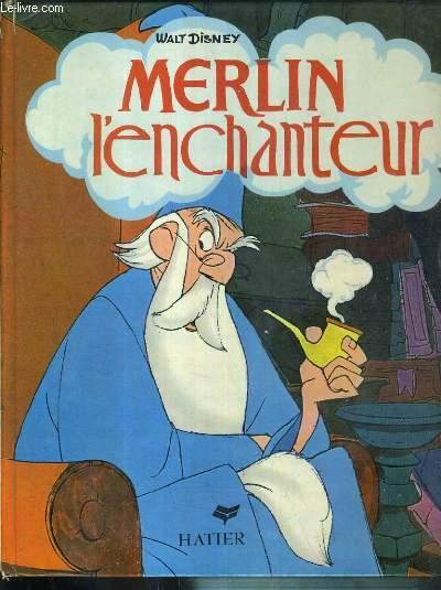 MERLIN L'ENCHANTEUR / COLLECTION LUXEMBOURG.