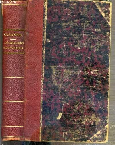 LES DERNIERS MONTAGNARDS - HISTOIRE DE L'INSURRECTION DE PRAIRIAL AN III (1793) D'APRES LES DOCUMENTS ORIGINAUX INEDITS