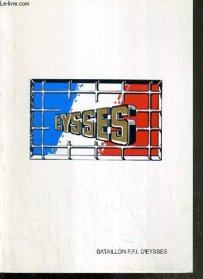 ECOUTE ! - CES HOMMES QUI ECRIVAIENT L'HISTOIRE (FEVRIER 1944-FEVRIER 1994) - SUPPLEMENT AU N°186 DU JOURNAL UNIS COMME A EYSSES - AMICALE DES RESISTANTS, PATRIOTES, EMPRISONNES A EYSSES