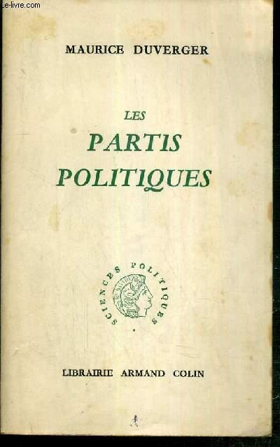 LES PARTIS POLITIQUES