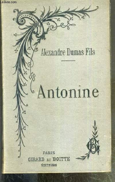 ANTONINE - NOUVELLE EDITION